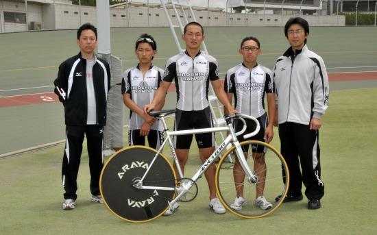 してきた山陽高校自転車競技部 ...
