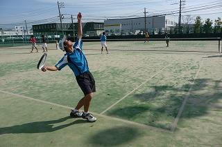 ソフトテニスコート