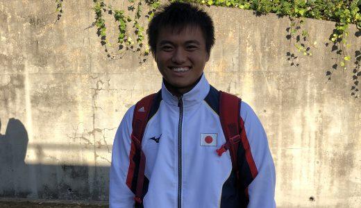 U-18 ホッケー日本代表選出!・日韓交流試合 【森本康介君】