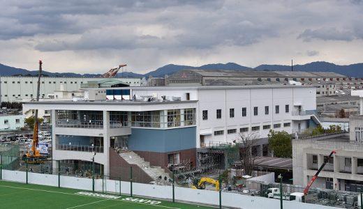 Dream Arena SANYO 姿を現す