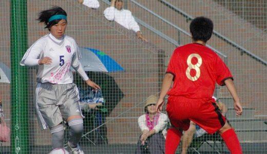 女子サッカー部、県総体はじまる。