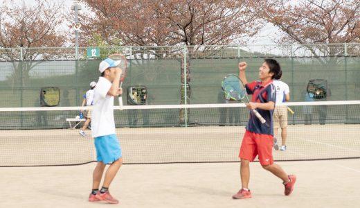 県新人 個人戦(ソフトテニス )