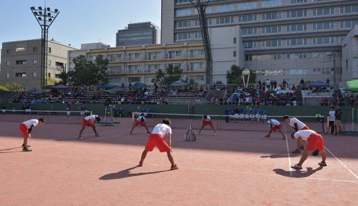 県新人戦(団体戦)第5位(ソフトテニス)
