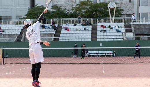 ソフトテニス全日本シングルスへ向けて