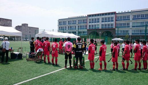 ホッケー部 令和2年度 広島県高等学校総合体育大会 代替大会