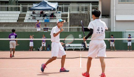 広島地区個人戦 第5位(ソフトテニス)