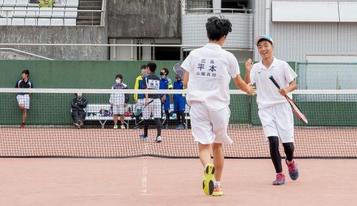 広島県新人 団体戦(ソフトテニス)