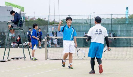 広島県新人戦 個人戦(ソフトテニス)