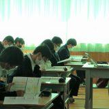 大学入学共通テスト同日体験受験 受験後説明会開催