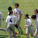 第74回広島県高校総合体育大会第3位(女子サッカー部)