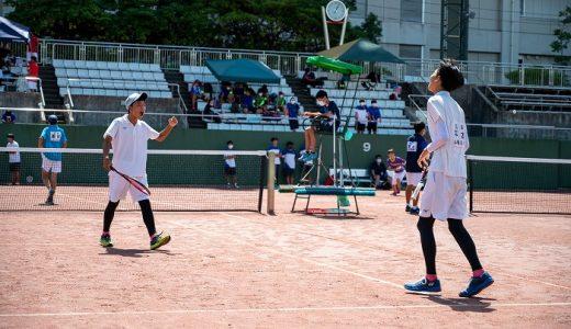 広島地区新人戦(ソフトテニス)