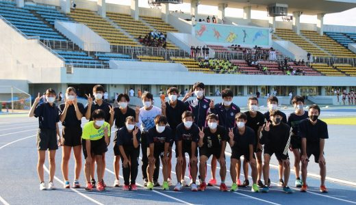 第60回広島県高等学校新人陸上競技大会